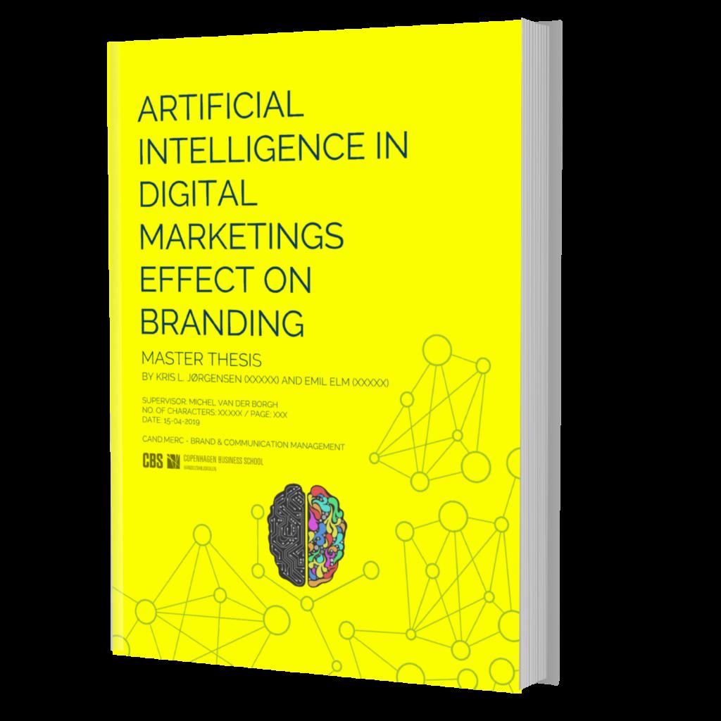 AI i Branding udkast